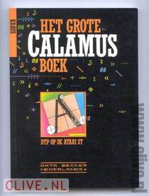 Grote calamus boek