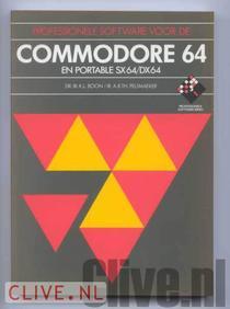 Commodore 64 software zakelyke en techn.toep.