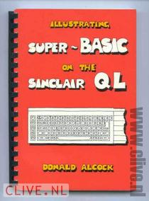 Illustrating Super-BASIC on the Sinclair QL