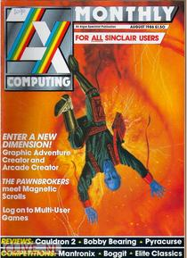 Zx Computing August 1986