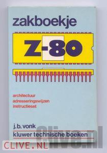 Zakboekje z80