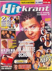 Hitkrant 1998 nr. 20