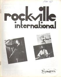 Rockville International 1971 february