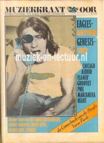 Muziekkrant Oor 1976 nr. 24
