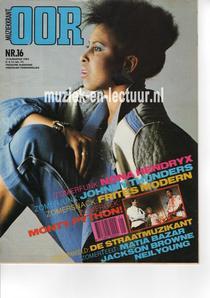 Muziekkrant Oor 1983 nr. 16