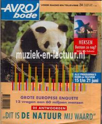 AVRO bode 1991, nr.24