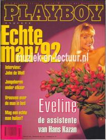 Playboy 1992 nr. 05