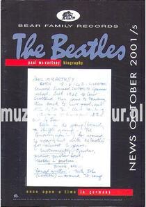 Bear Family News 2001 nr. 5