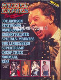Muziek Expres 1980, december