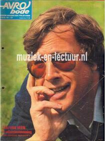 AVRO bode 1981, nr.31