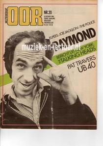 Muziekkrant Oor 1980 nr. 20