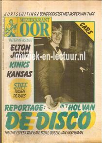 Muziekkrant Oor 1978 nr. 24