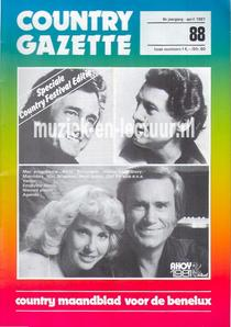 Country Gazette april 1981 nr. 88