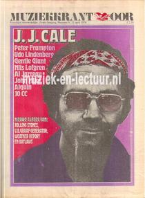 Muziekkrant Oor 1976 nr. 08