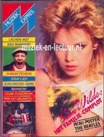 Muziek Expres 1981, september