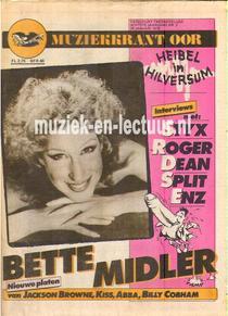 Muziekkrant Oor 1978 nr. 02