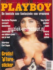 Playboy 1992 nr. 04