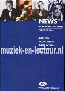 Bear Family News 2004 nr. 1