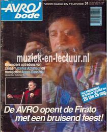 AVRO bode 1988, nr.34
