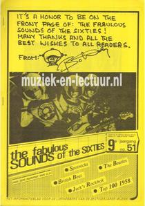 The Fabulous Sounds of The Sixties no. 51