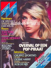 Muziek Expres 1981, oktober