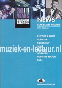 Bear Family News 2005 nr. 3
