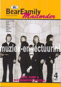 Bear Family Mailorder 2011 nr. 4