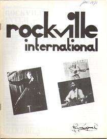 Rockville International 1971 january