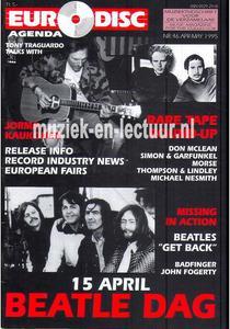 Euro Disc Agenda april/ mei 1995 nr. 46