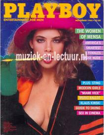 Playboy 1985 nr. 11