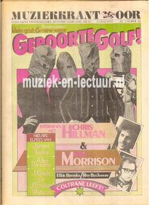 Muziekkrant Oor 1977 nr. 14