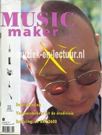 Music Maker 1992 nr. 08