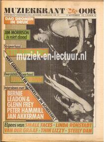Muziekkrant Oor 1977 nr. 19