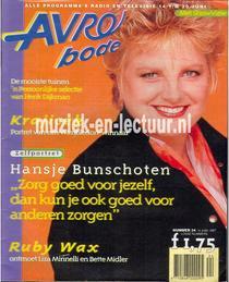 AVRO bode 1997, nr.24