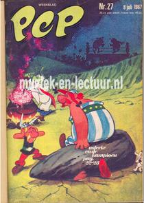 Ingebonden PEP 1967 nr