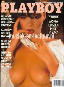 Playboy 1990 nr. 08