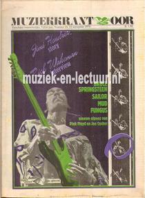 Muziekkrant Oor 1975 nr. 18