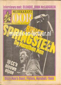 Muziekkrant Oor 1978 nr. 18