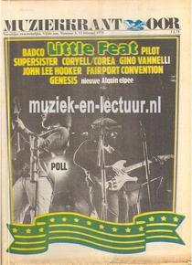 Muziekkrant Oor 1975 nr. 03