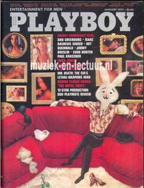 Playboy 1977 nr. 01