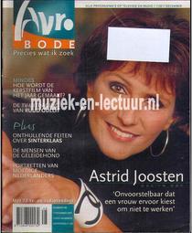 AVRO bode 2001, nr.48