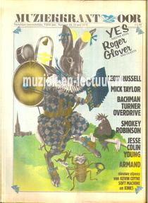 Muziekkrant Oor 1975 nr. 10