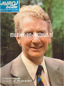 AVRO bode 1981, nr.45