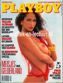 Playboy 1988 nr. 08