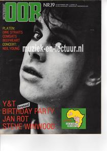 Muziekkrant Oor 1982 nr. 19