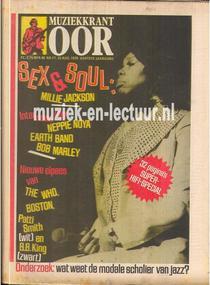 Muziekkrant Oor 1978 nr. 17