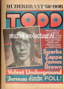 Muziekkrant Oor 1977 nr. 02