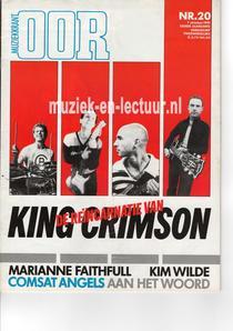 Muziekkrant Oor 1981 nr. 20
