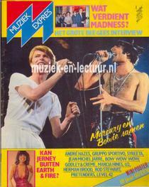 Muziek Expres 1982, januari