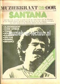 Muziekkrant Oor 1972 nr. 25/26